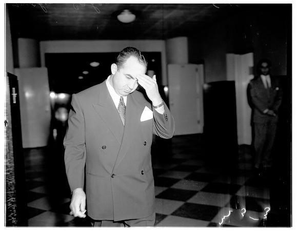 Cohen income tax trial, 1951
