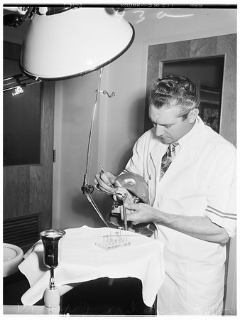 University of Southern California School of Dentistry, 1954