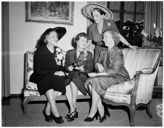 Nine O' Clock Players, 1951