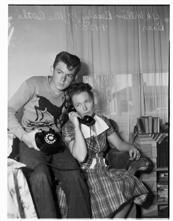 Missing Girl, 1951