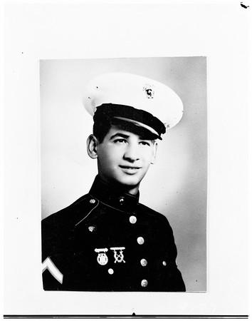 Dead Korean war hero, 1951