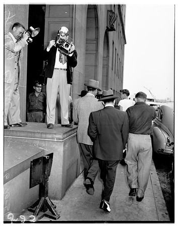 Cohen convicted, 1951