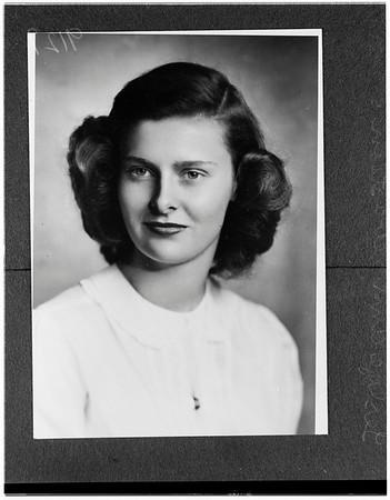 Leslye Ann Sebastian. Society, 1951