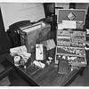 Gambling raid, 1951