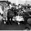 Burglar shot at 15th and Los Angeles, 1951