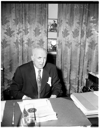 New district attorney, 1951