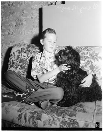 """Dying of """"Leukemia"""", 1951"""
