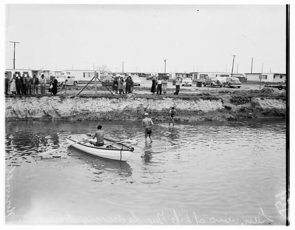 Lost boy, Norwalk, 1951