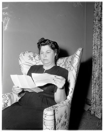 G. I. mother, 1951