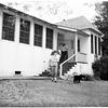 One room school house Decker School teachers 25th anniversary, 1951