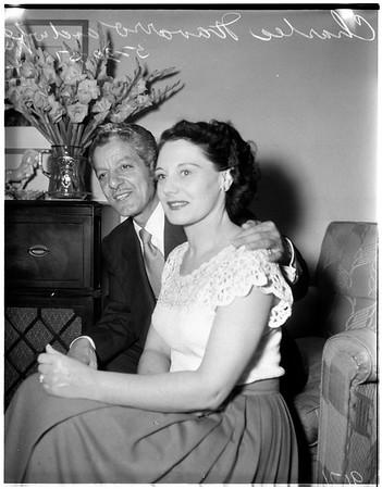 Councilman elect, 1951