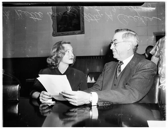 Federal tax case, 1951
