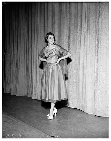 Fashions of the future, 1951