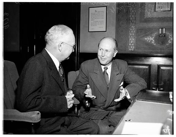 Governor of Washington, 1951