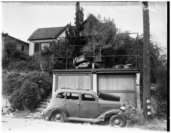 Jay G. Arbogast House...1135 North Ditman Avenue, 1951