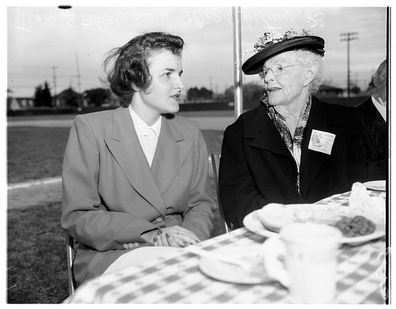 University of Southern California Alumni Day, 1951