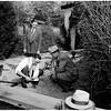 Nixon beaten by burglars, 1951