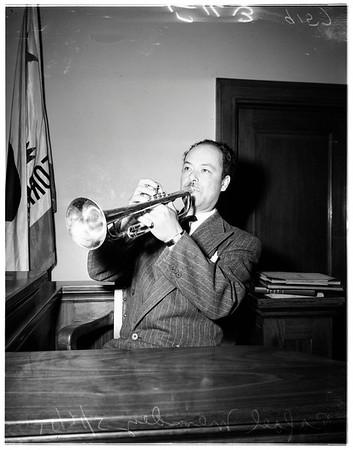 Musician suit, 1951
