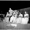 Burbank queen crowned, 1951