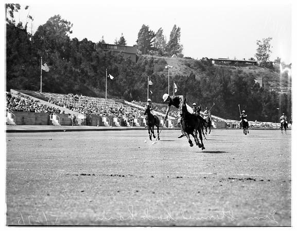 Polo, 1951
