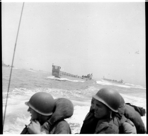 Operation seaweed, 1951