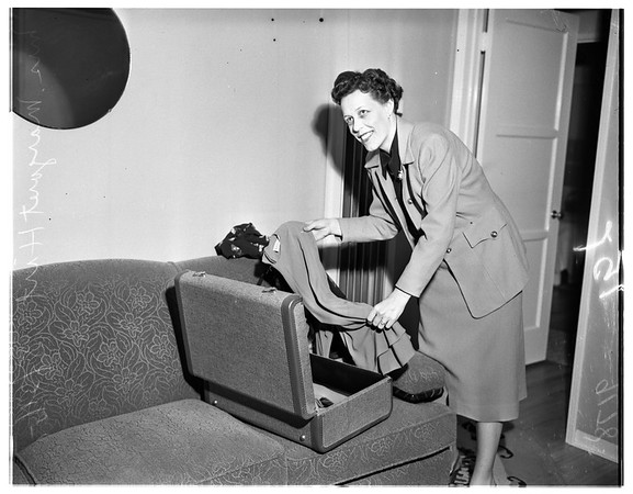 Visit to pop, 1951