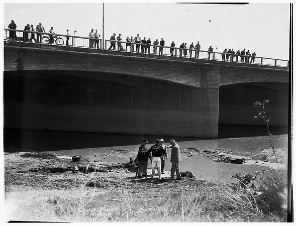 Body recovered, 1952