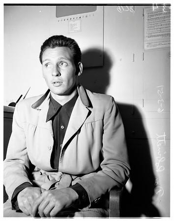 Moorpark manhunt (escaped robbers captured), 1951