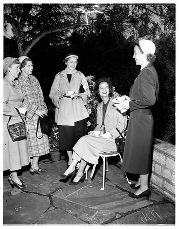 Flintridge guild of childrens hospital, 1951