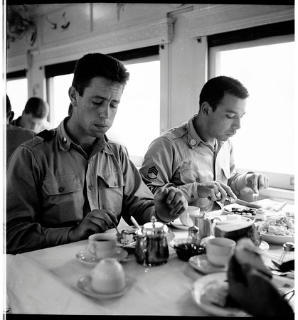Camp Haugen, 1951