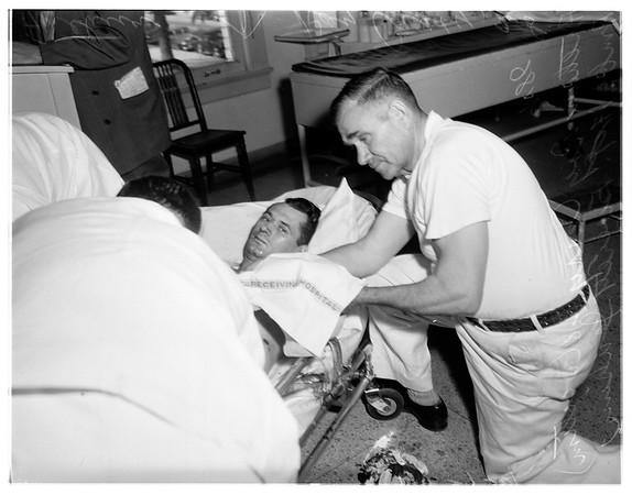 San Pedro shooting, 1951