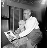Mr. and Mrs. Everett E. Hines, 1951