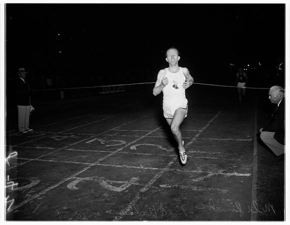 Coliseum relay, 1951
