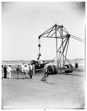 Helicopter crash, 1951