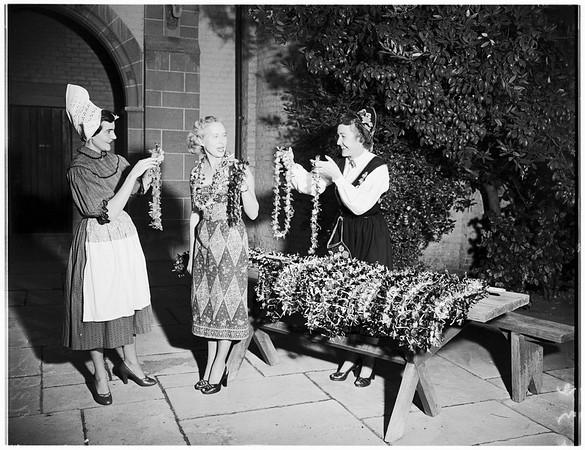 Saint Alban's International Fair, 1951