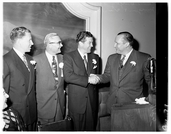 Hollywood Republican Assembly, 1951