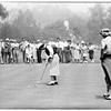 Southern California womens golf finals, 1951