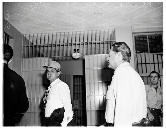 Divorce court fight, 1951