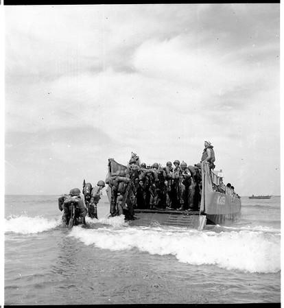 Operation seaweed, 1951