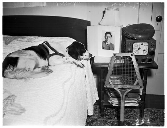 Gardena boy killed in Korea, 1951