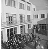 Parent Teacher Association Dedication, 1951