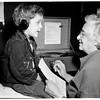 Hearing clinic, 1951