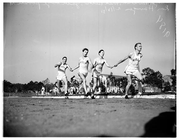 University of California Los Angeles track meet, 1951