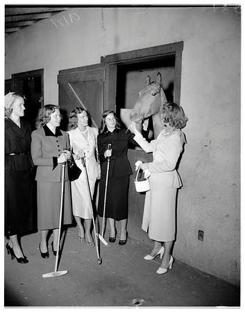 National Charity League, 1951