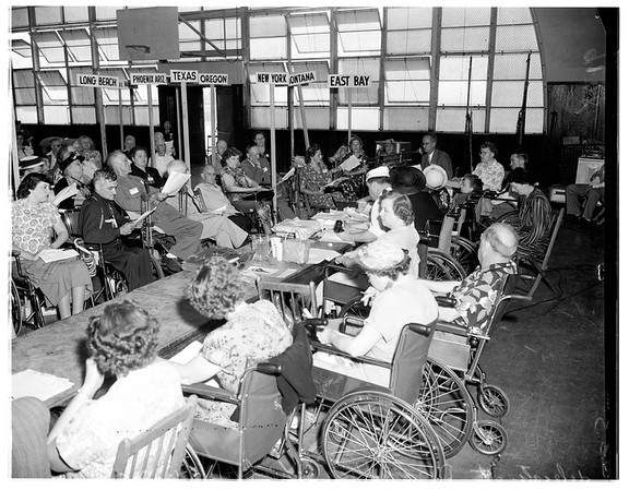 Indoor sports incorporated convention, 1951