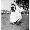 Folk dancing (Griffith Park), 1951