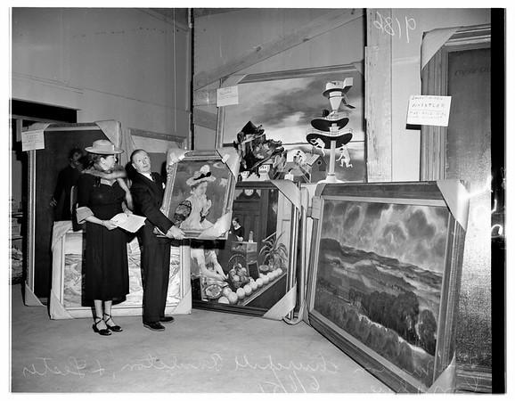 Home show, 1951