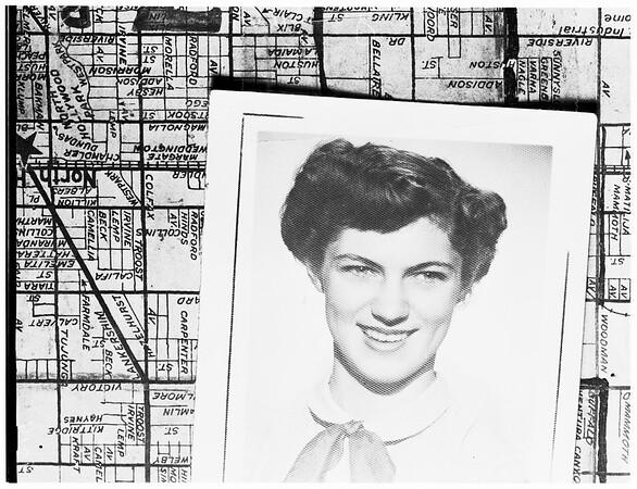 Missing Van Nuys girls, 1952