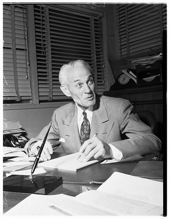 Leo A. Vie, 1951