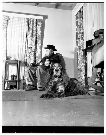 Civil war vet, 1951